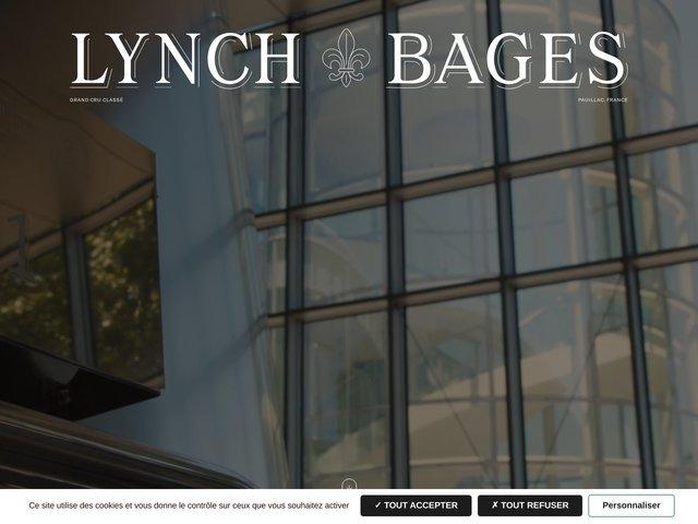 Cheau Lynch-Bages
