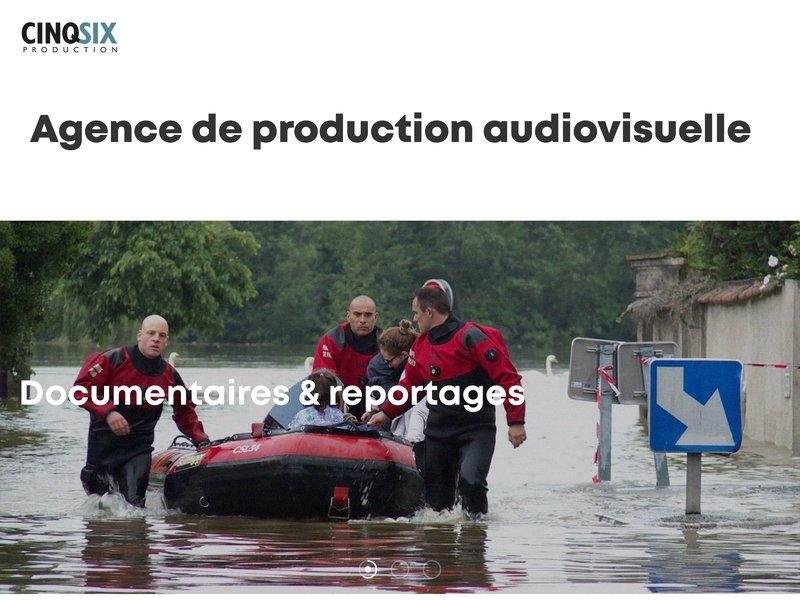 Cerf Antoine, CinqSix Production