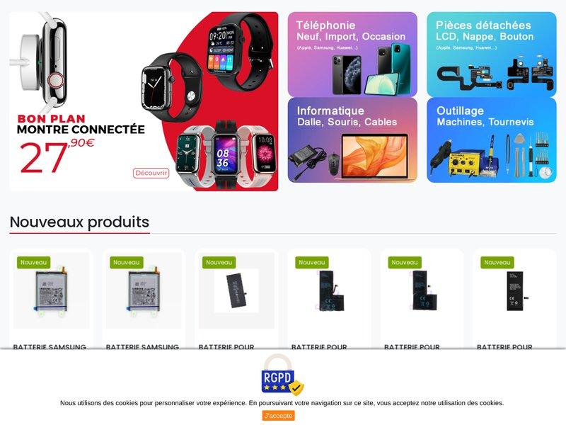 FRANCE ACCESS