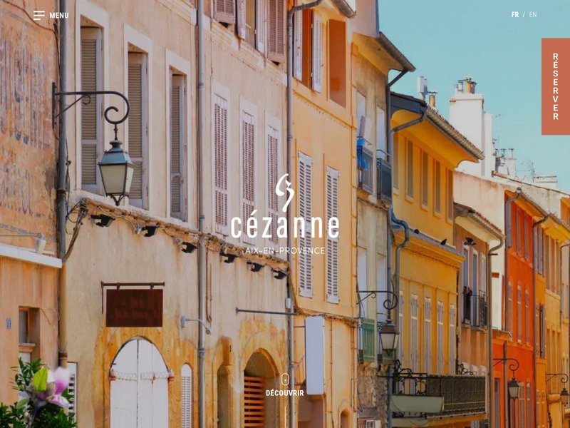 Hôtel Cézanne ***