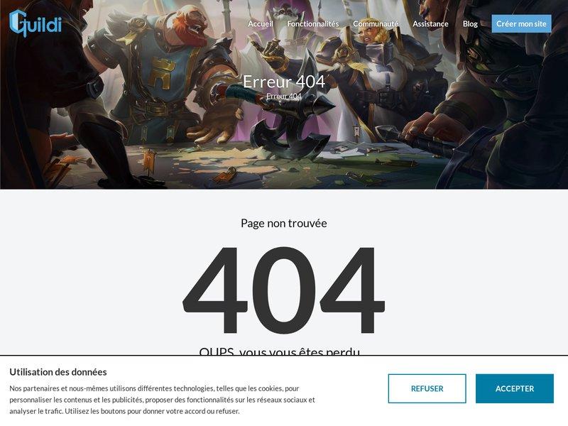 [LMF] La Meute Francophone