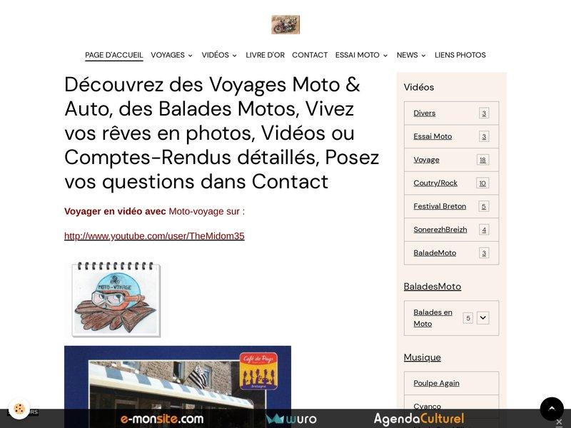 Moto-voyage