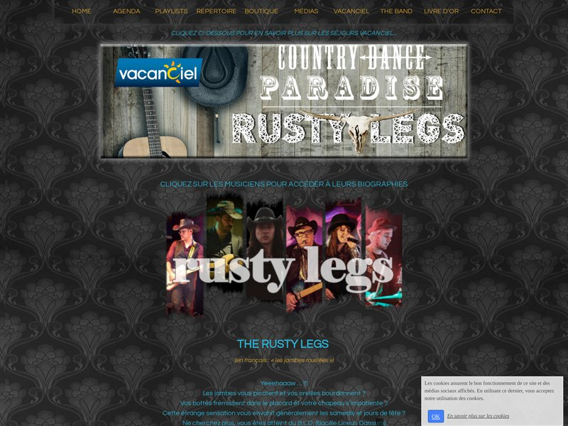 Rusty Legs
