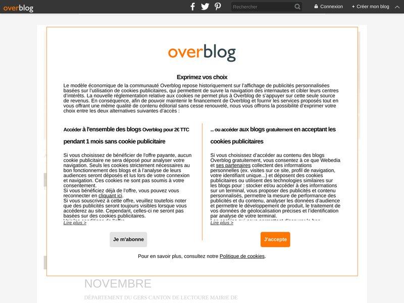 Saint-Mézard - Le Blog -