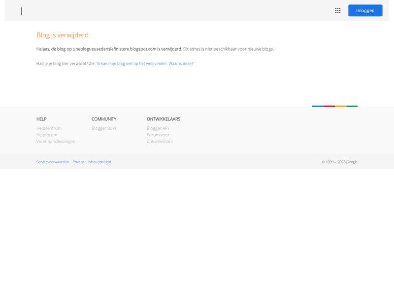 une blogueuse dans le Finistère