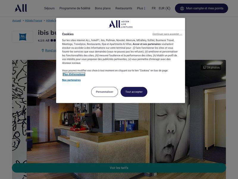 Etap Hôtel * 1 d'Aix en Provence - Meyreuil -