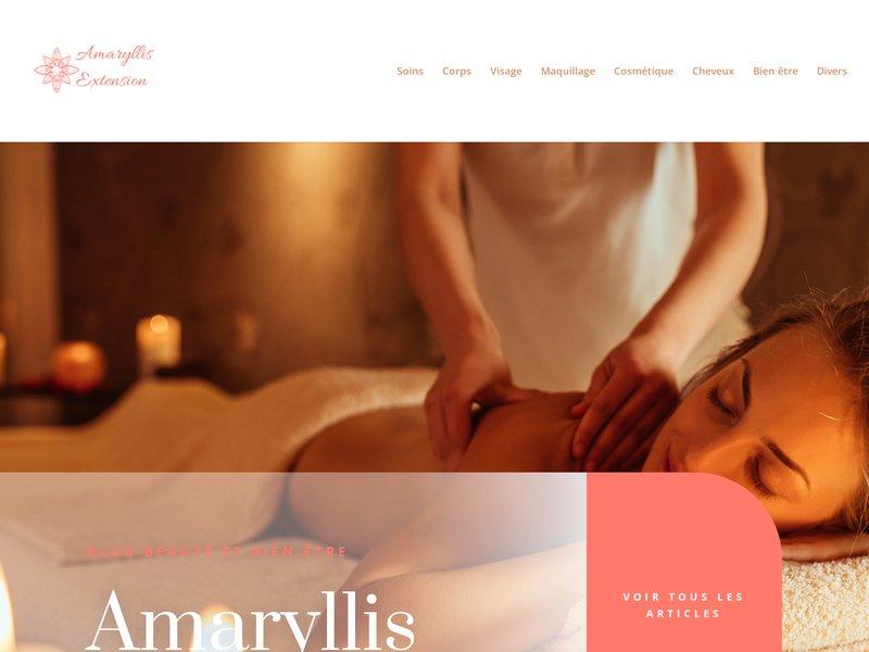 Coiffeur Visagiste Amaryllis Extensions : Extension de cheveux, défrisage, lissage, coupes de cheveux, relooking et coiffure à Paris