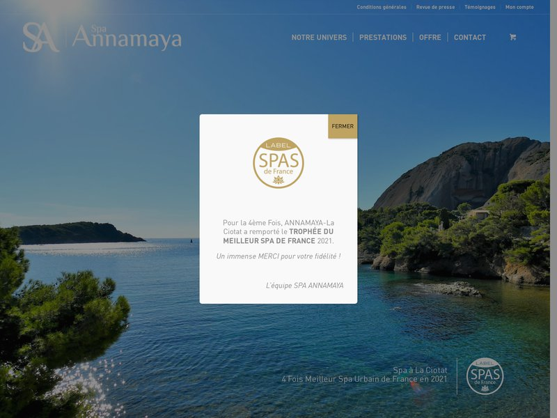 Annamya Spa