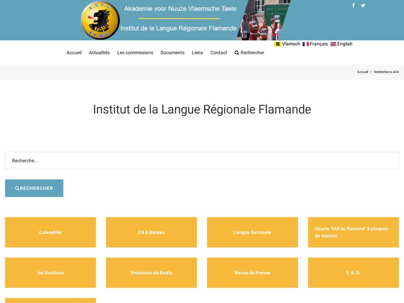 Institut de la langue régionale flamande