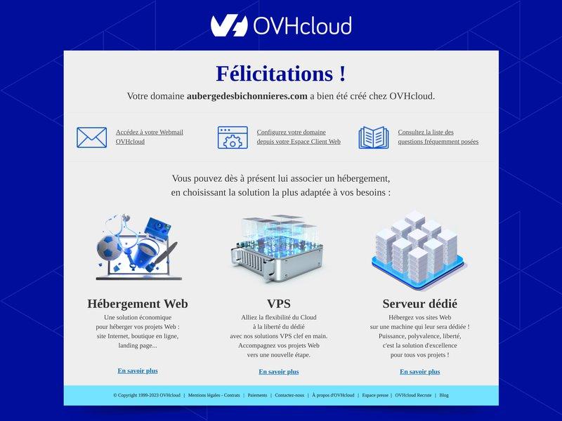Hôtel Restaurant Auberge des Bichonnières **
