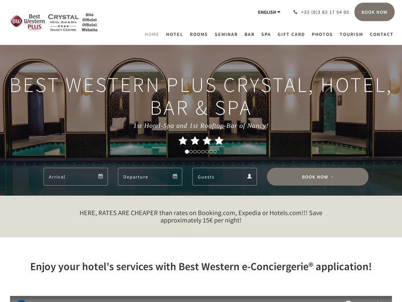 Best Western Crystal ***