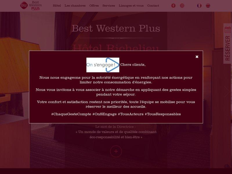 Best Western Richelieu ***