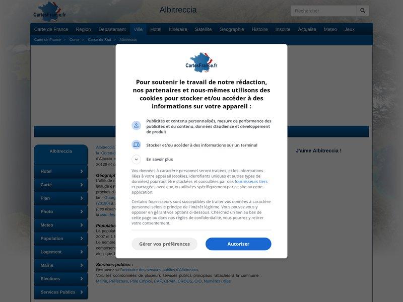Cartes de france.fr