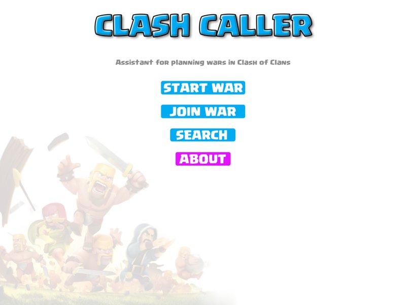 Clash Caller