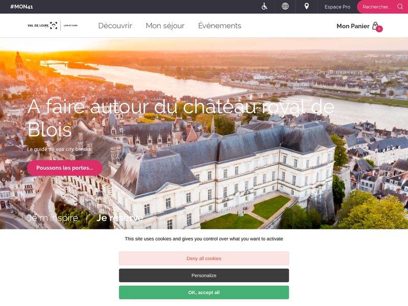 Le Coeur Val de Loire Tourisme