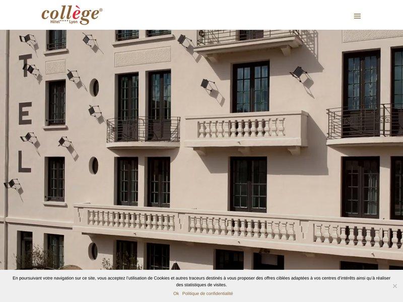 Collège Hôtel ***