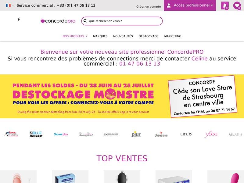 Concordepro