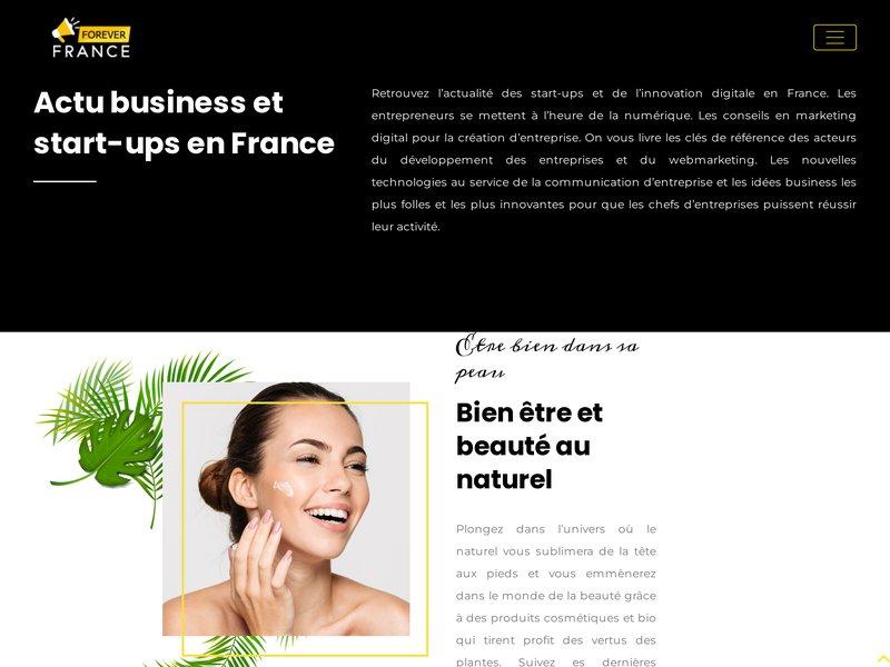 Forever Living Products France : le premier producteur mondial d'Aloe Vera.