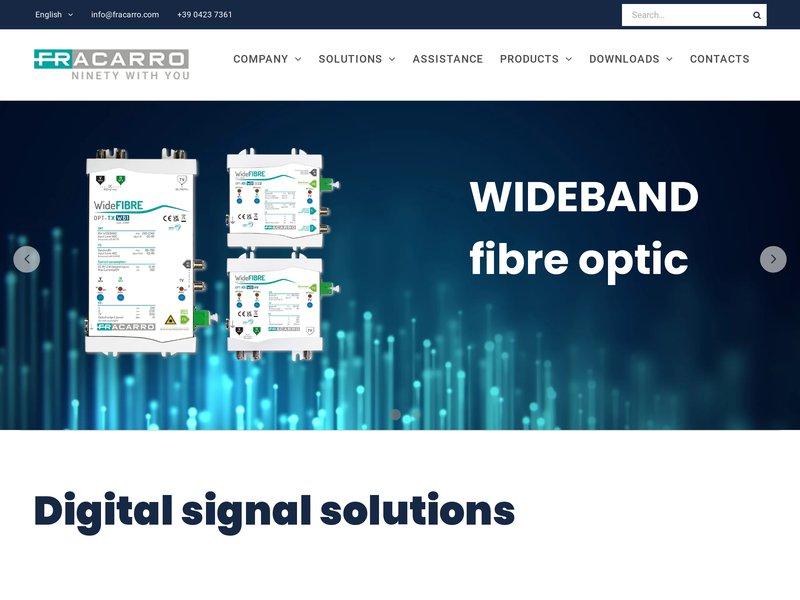 Fracarro France - Home