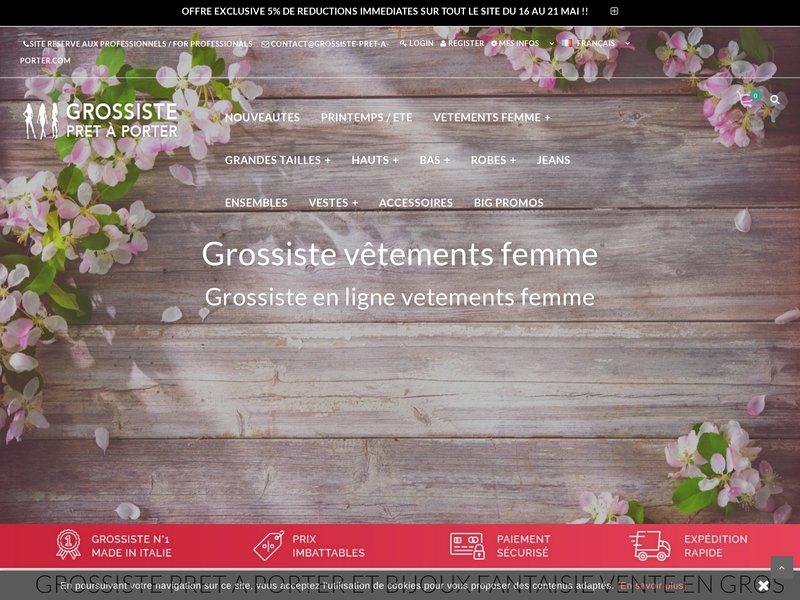 Grossiste-pret-a-porter.com