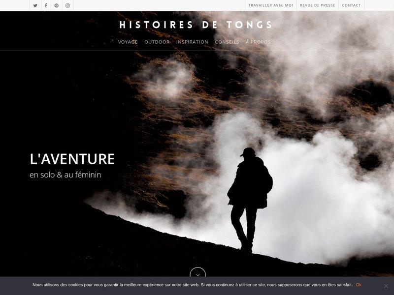 Histoire de tongs