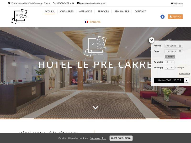 Hôtel Le Pré Carré ****