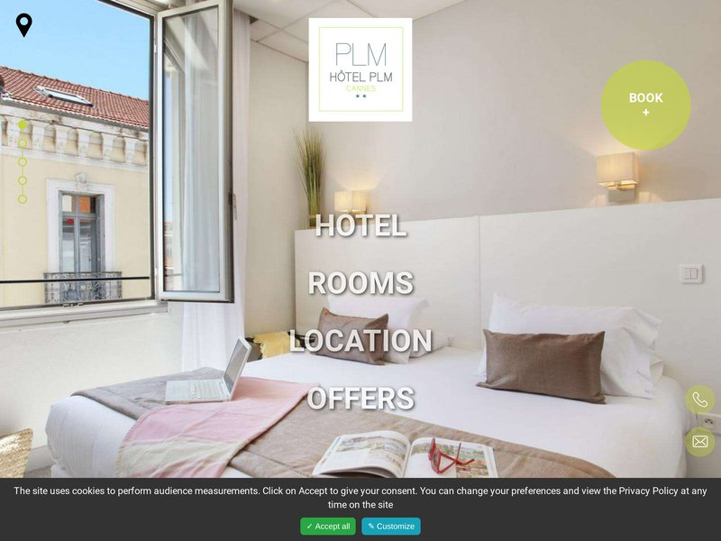 Hôtel P.L.M.  **