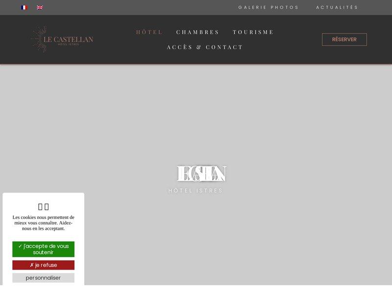 Hôtel Le Castellan **