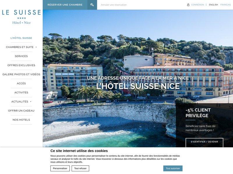 Hôtel Suisse ***