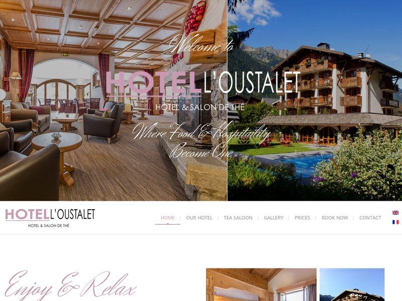 Hôtel L'Oustalet ***