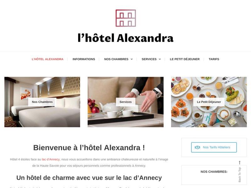 Hôtel Alexandra **