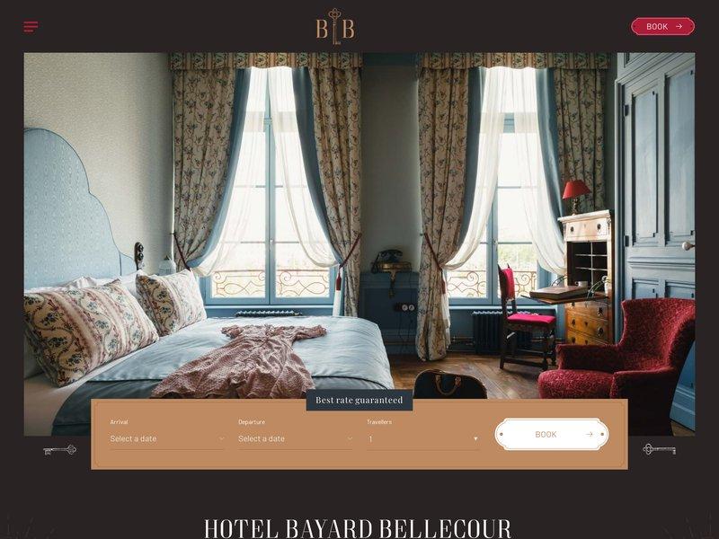 Hôtel Bayard Bellecour **