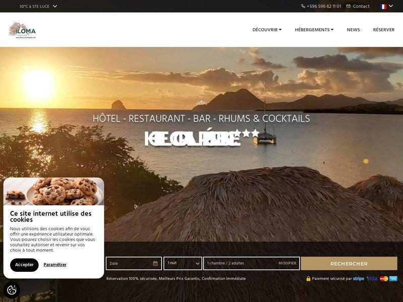 Corail Hôtel - Martinique - Sainte Luce