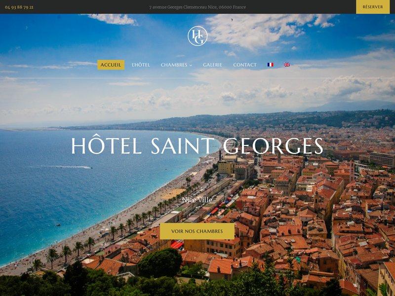 Hôtel Saint Georges **