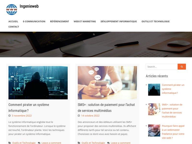 Conseil en communication sur Lyon avec ingenieweb