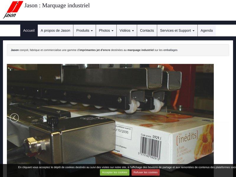 Marquage industriel - L'industrie de qualité
