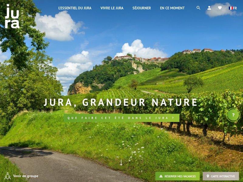 Jura Tourisme