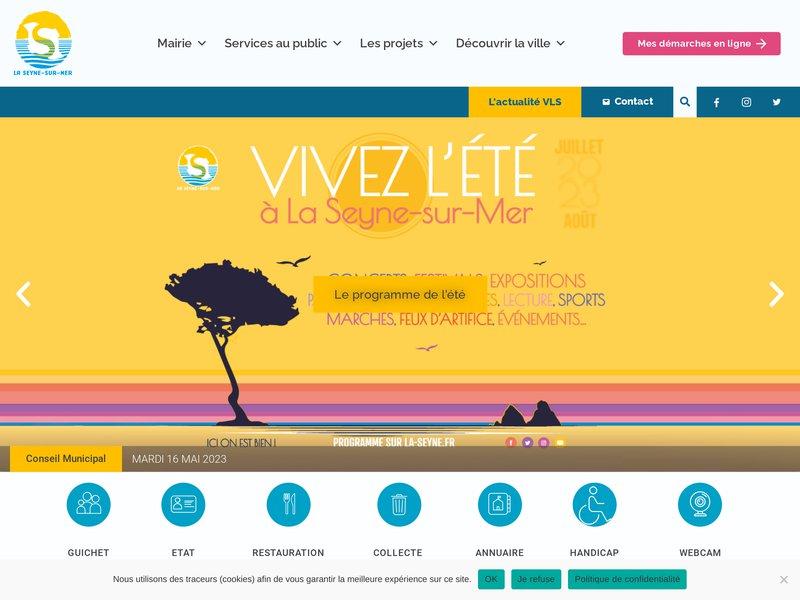 La Seyne-sur-Mer | Accueil
