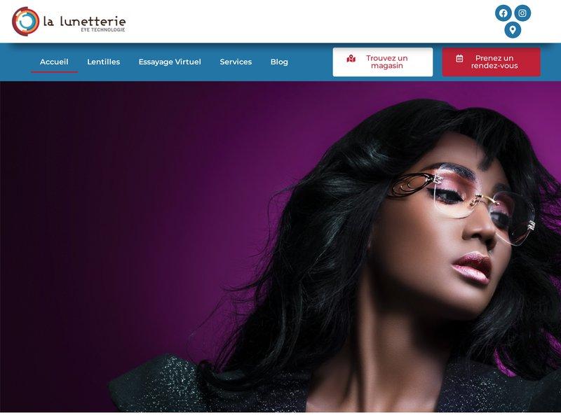 La lunetterie Martinique