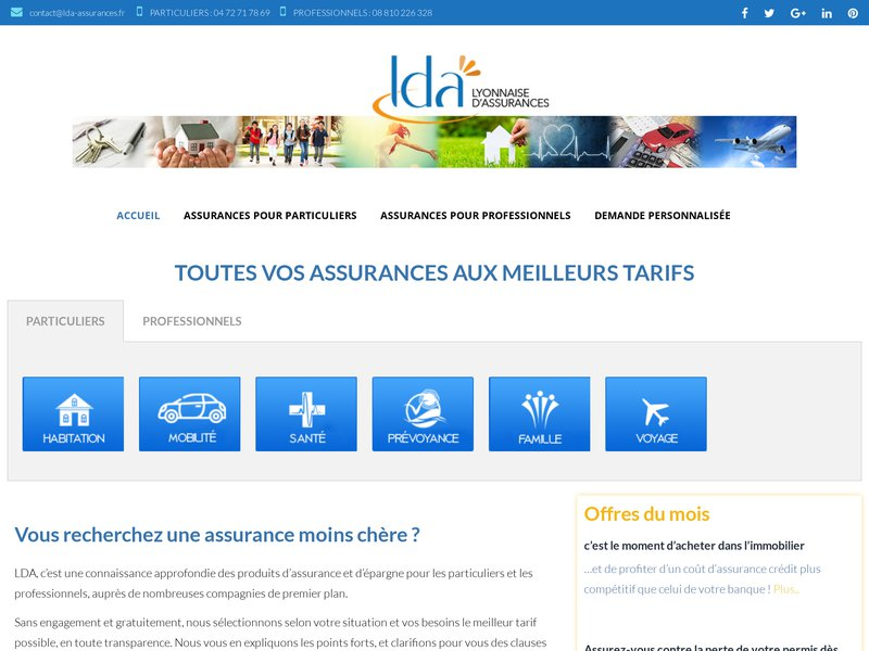 Mutuelle et assurance  Lyon