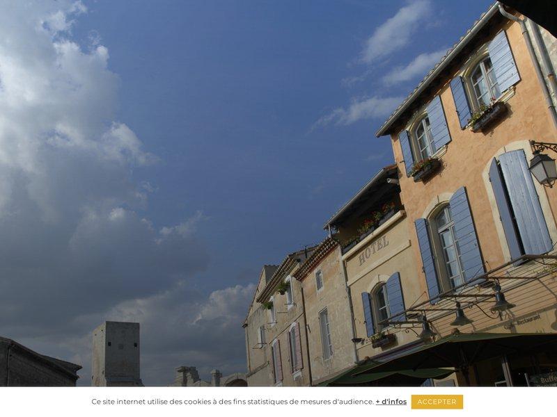 Hôtel Le Calendal ***