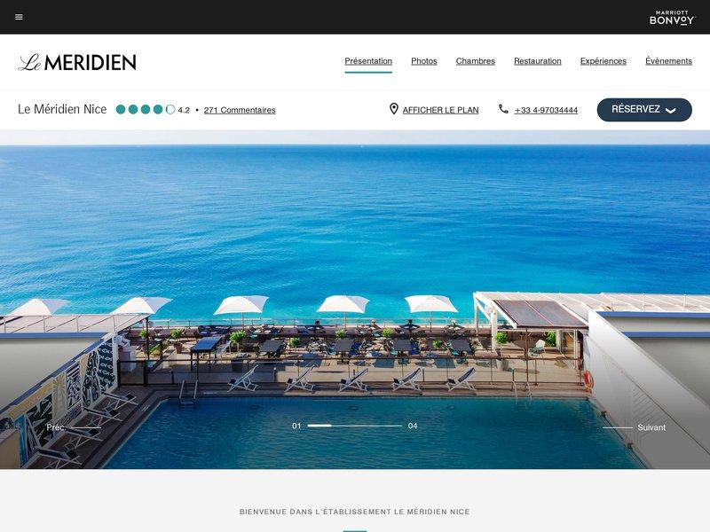Le Méridien Nice ****
