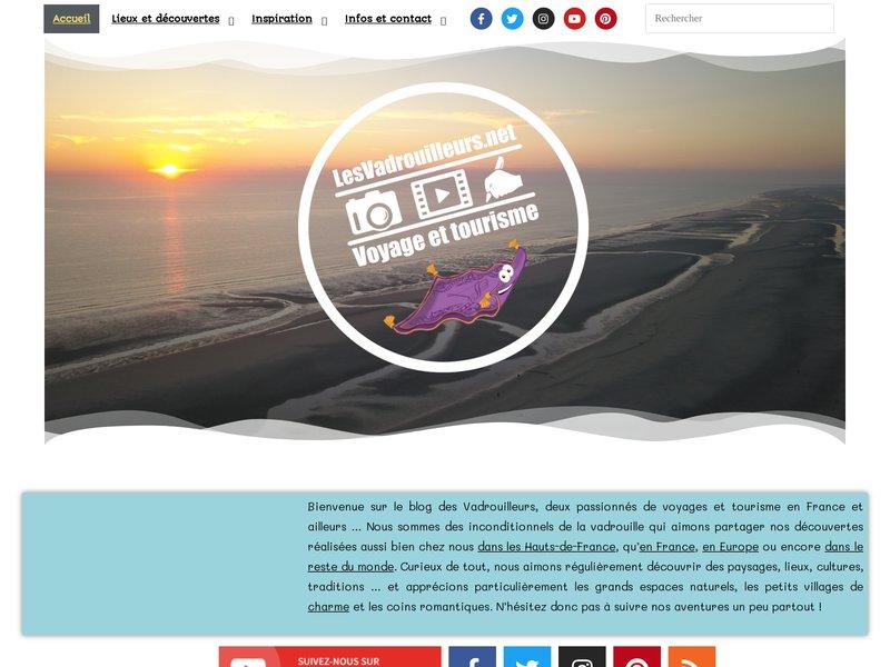 LesVadrouilleurs.net