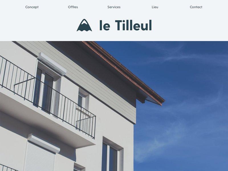 Hôtel Le Tilleul **