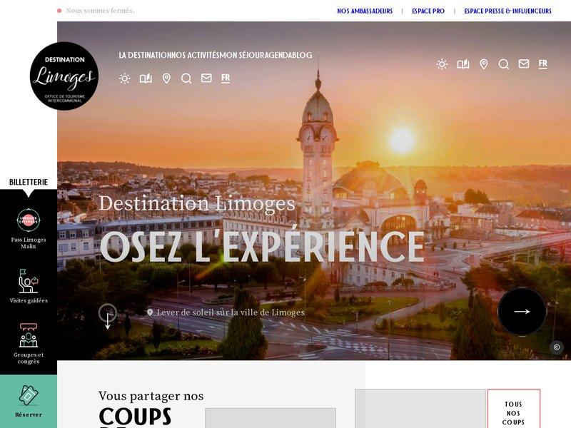 Office de Tourisme de Limoges