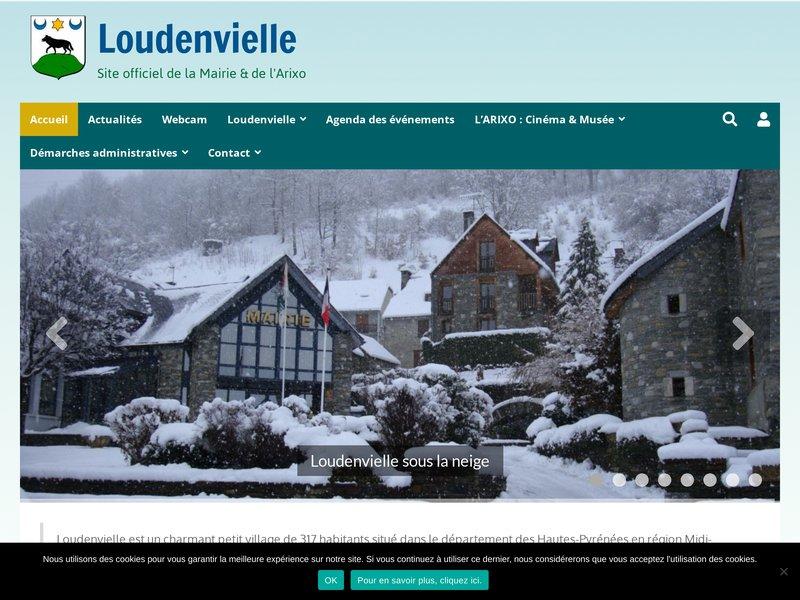 Loudenvielle  Site officiel de la mairie Hautes-Pyrénées