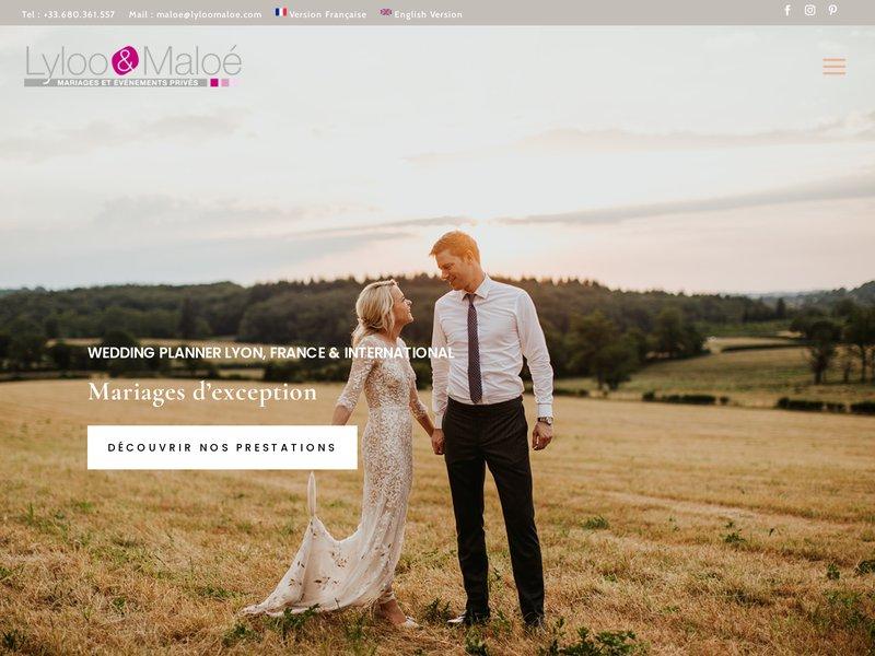 Décoration de mariages Lyon