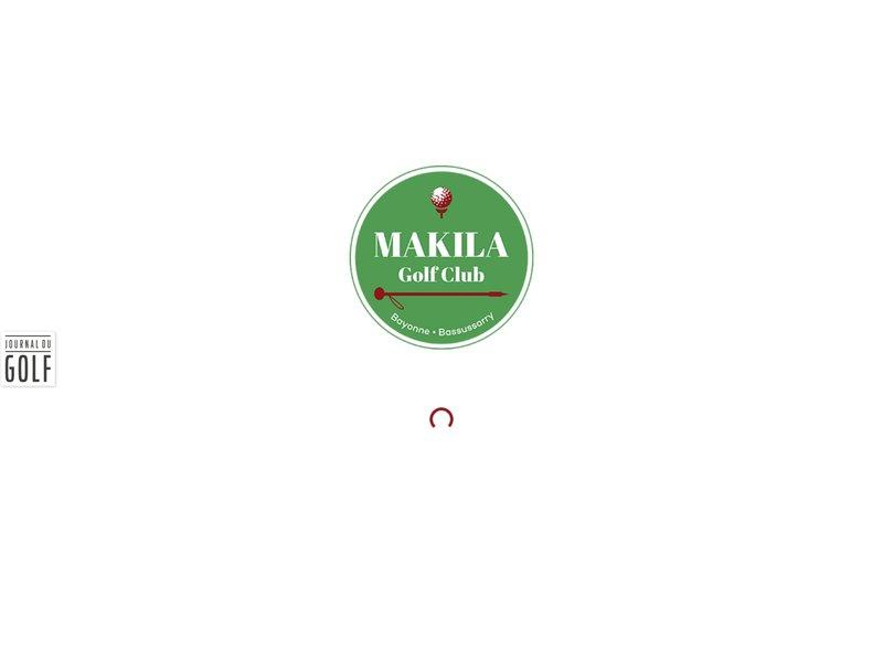 Makila Golf Club - Bayonne Bassussarry