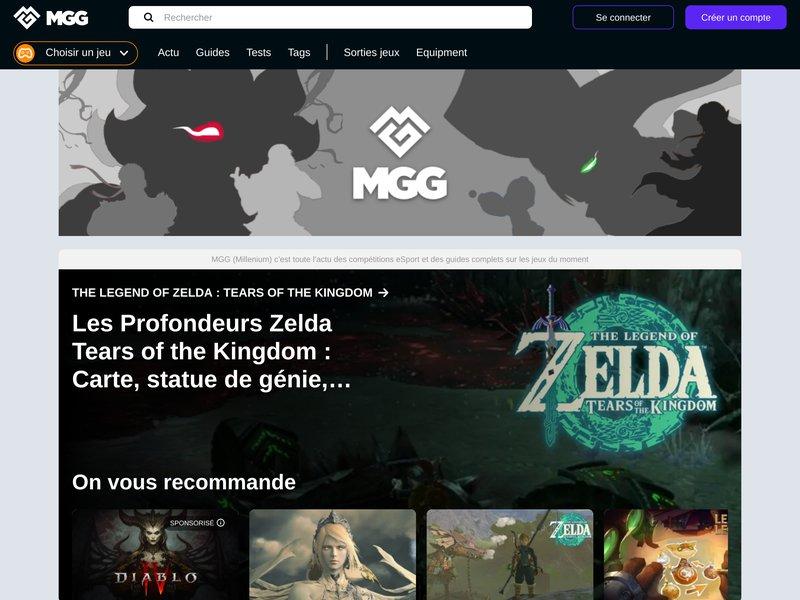 Millenium Portail - Millenium l'actualité..