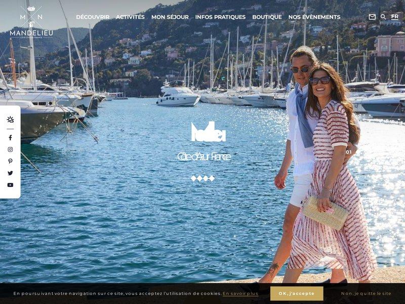 Office de Tourisme de Mandelieu La Napoule